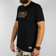 Camiseta Flip HKD Fire Preta