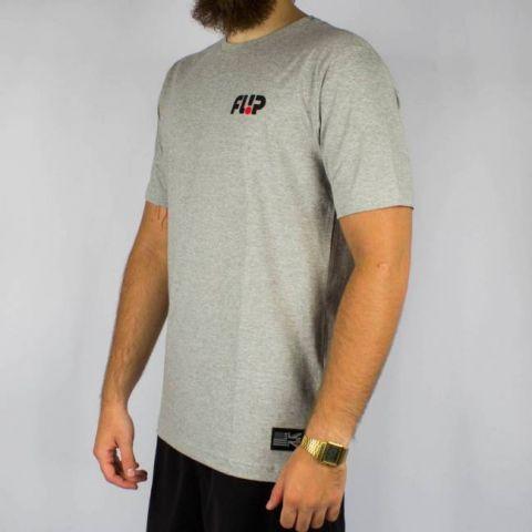 Camiseta Flip Odyssey Logo - Mescla