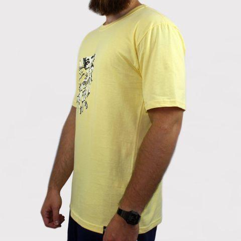 Camiseta Foton Mirror - Amarela