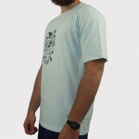Camiseta Foton Mirror - Verde Água