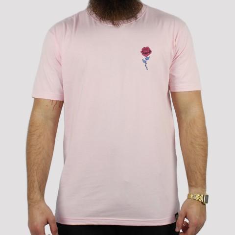 Camiseta Foton Rosas - Rosa