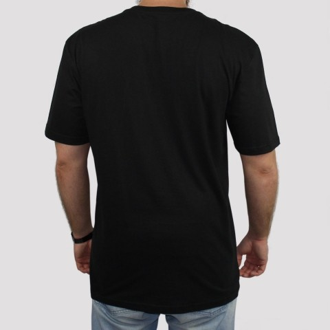 Camiseta Foton Tag - Preto