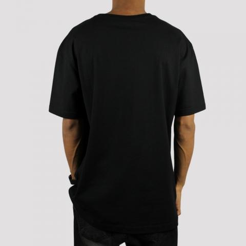 Camiseta Grizzly Stamp Tee - Black