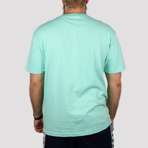 Camiseta Grizzly Stamped Tee - Celadon
