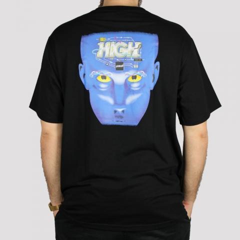 Camiseta High Chip - Black