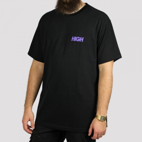 Camiseta High Disaster - Black