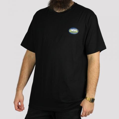 Camiseta High Hypnosis - Black