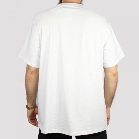 Camiseta High Pool - White