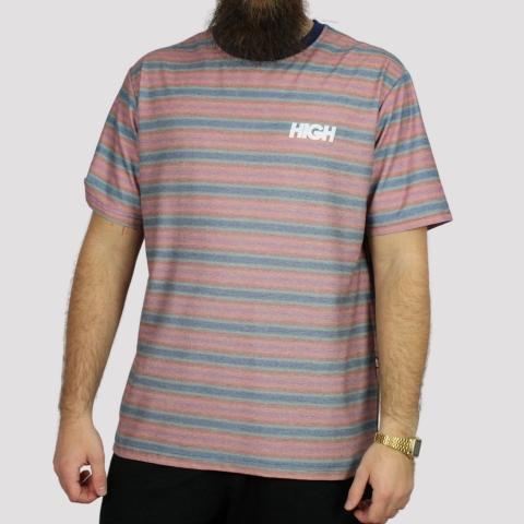 Camiseta High Tee Gradient Kidz - Navy