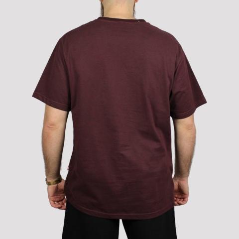 Camiseta High Tee Menace - Brown