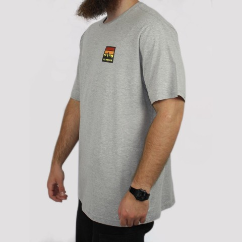 Camiseta Hocks Andes (Tamanho Extra) - Cinza