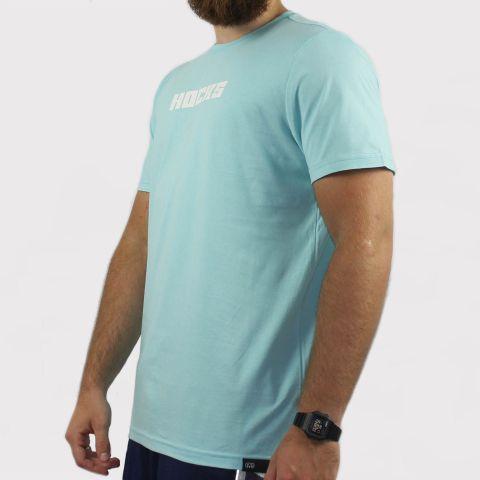 Camiseta Hocks Base - Azul Bebê