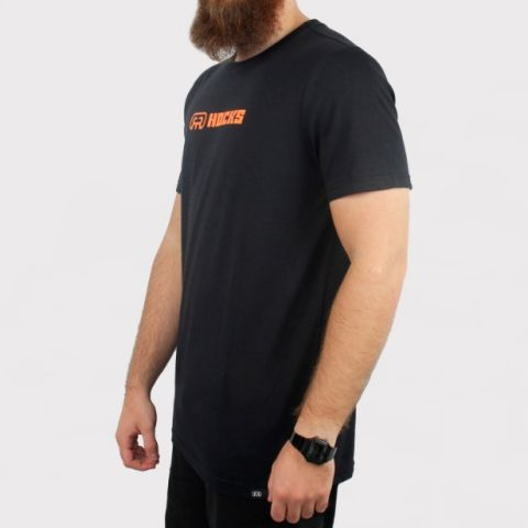 Camiseta Hocks Baska - Preto