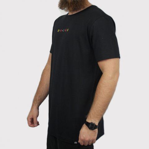 Camiseta Hocks Benett - Preta