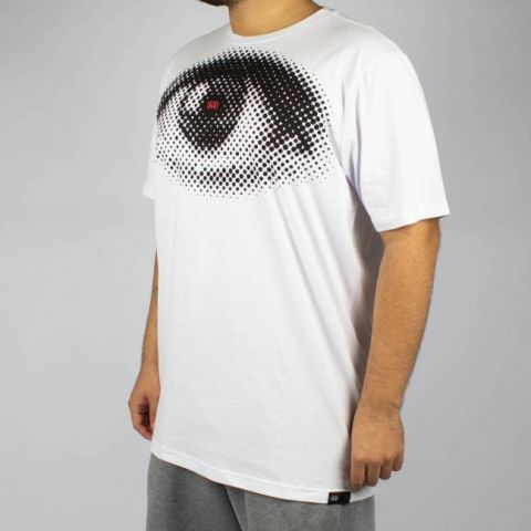 Camiseta Hocks Biometria - Branca
