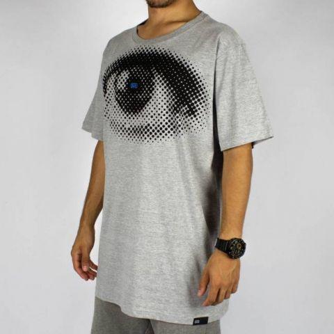 Camiseta Hocks Biometria - Cinza