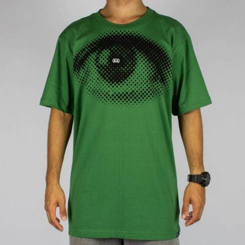 Camiseta Hocks Biometria - Verde