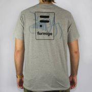 Camiseta Hocks BS Formiga Cinza
