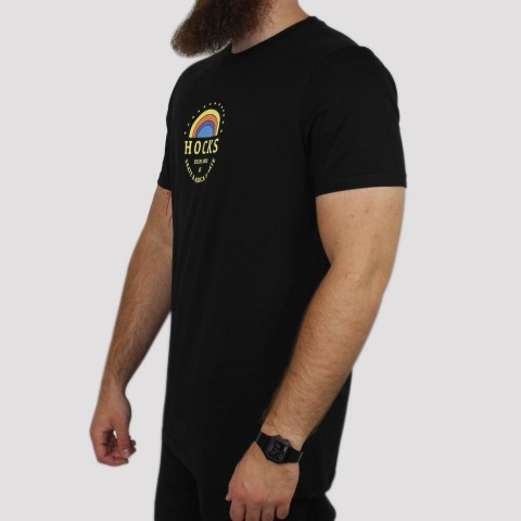 Camiseta Hocks Calmo - Preta