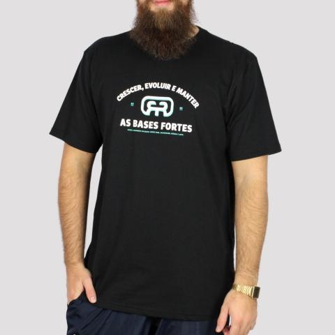 Camiseta Hocks Caminho - Preto