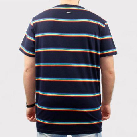 Camiseta Hocks Colorway - Azul/Colorida