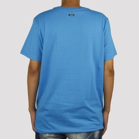 Camiseta Hocks Concreto - Azul