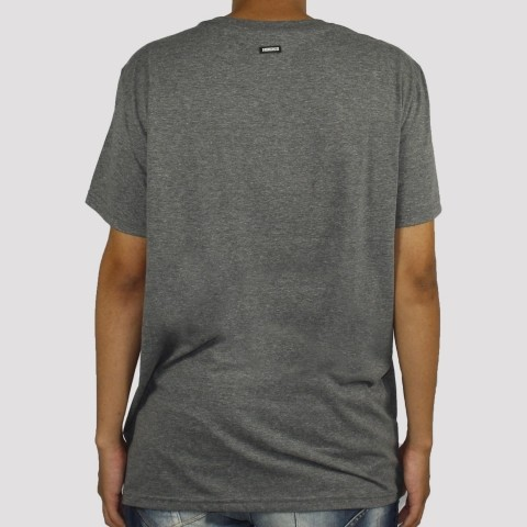 Camiseta Hocks Concreto - Cinza Escuro