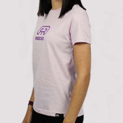 Camiseta Hocks Feminina Logo - Uva