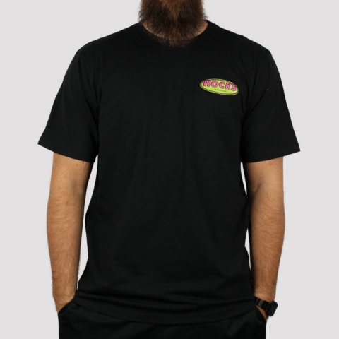 Camiseta Hocks Futuro - Preto