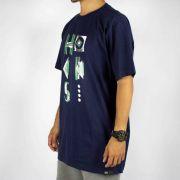 Camiseta Hocks Goma Azul Marinho