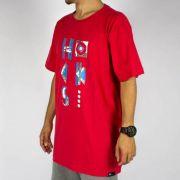 Camiseta Hocks Goma Vermelha