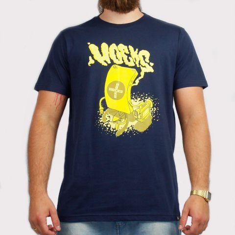 Camiseta Hocks Gxphone - Azul Marinho