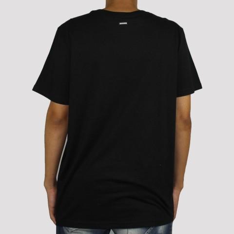 Camiseta Hocks Label - Preto
