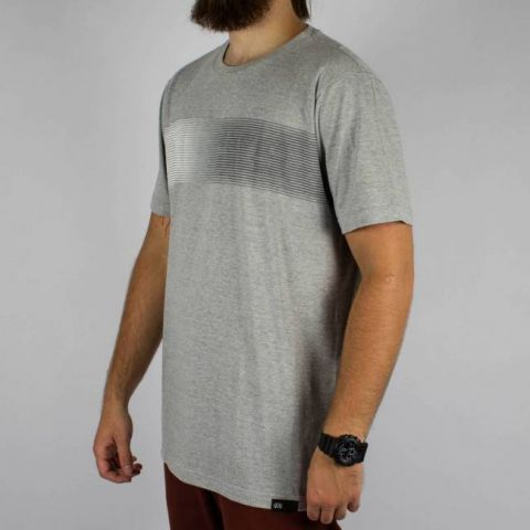 Camiseta Hocks Led - Cinza