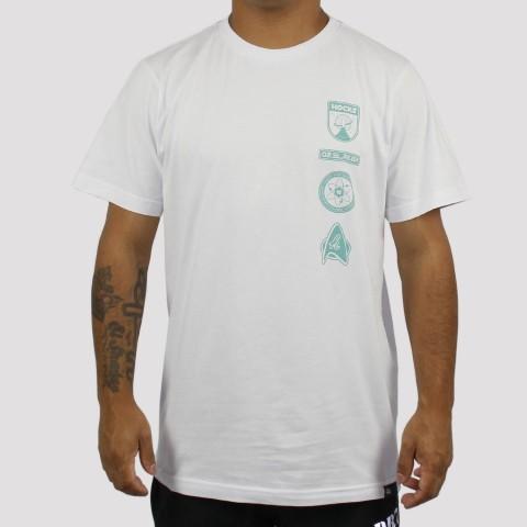 Camiseta Hocks Liga - Branca