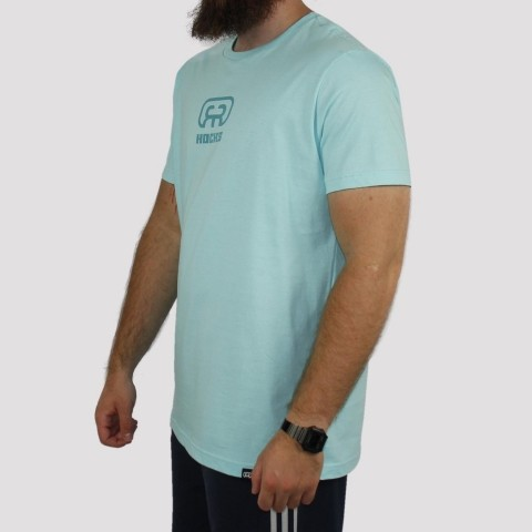 Camiseta Hocks Logo - Fair Aqua