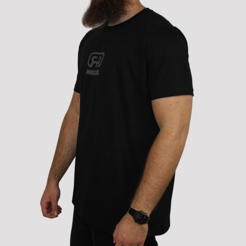 Camiseta Hocks Logo - Preto