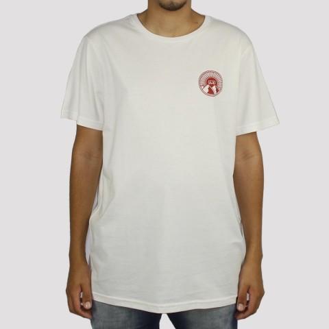 Camiseta Hocks Montanha - Off White