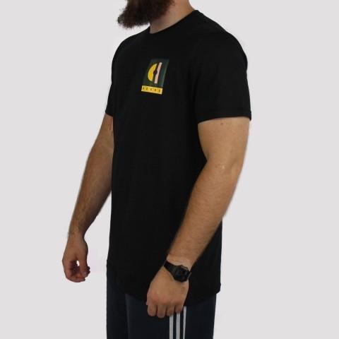 Camiseta Hocks Nouveau - Preta