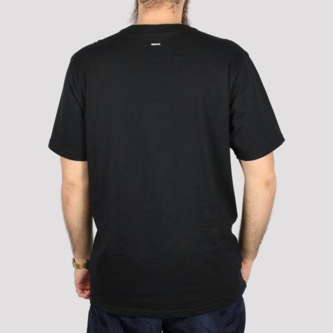 Camiseta Hocks Paz (Tamanho Extra) - Preto