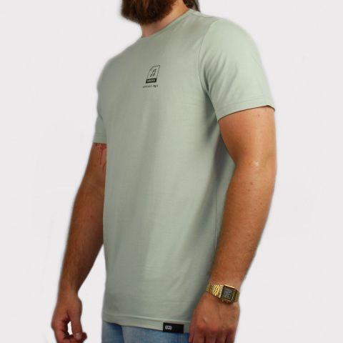 Camiseta Hocks Playlist - Verde Claro
