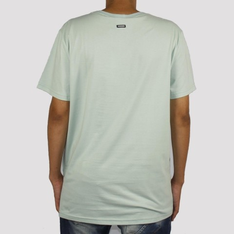Camiseta Hocks Postcard - Verde Claro