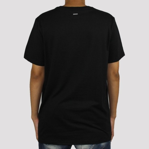 Camiseta Hocks Print - Preto