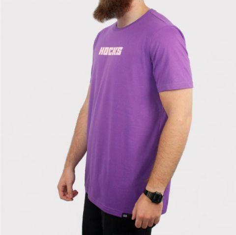 Camiseta Hocks Promo Base - Roxo