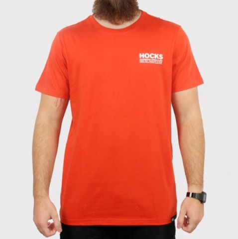 Camiseta Hocks Promo Concreto - Telha