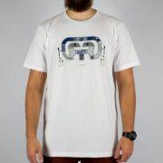 Camiseta Hocks R2-D Logo Branca