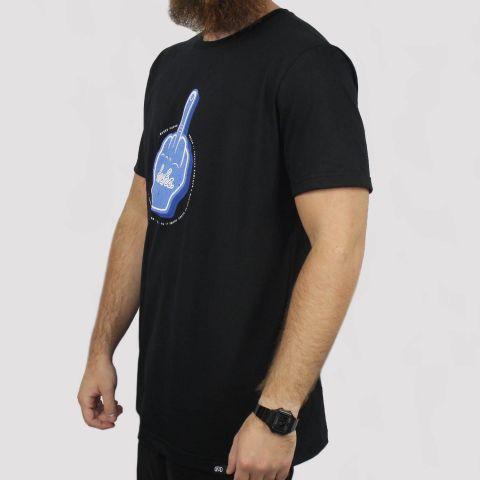 Camiseta Hocks Torcedor - Preta