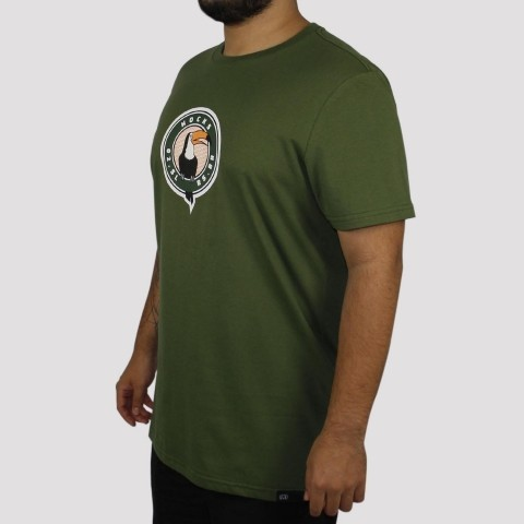 Camiseta Hocks Tucano - Musgo