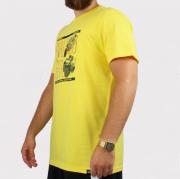 Camiseta Hocks Versus Amarela