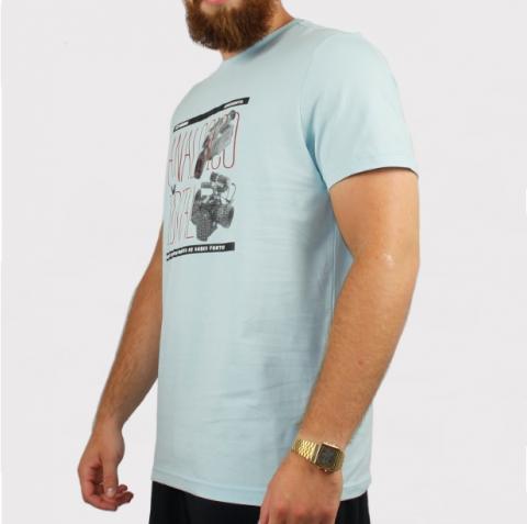 Camiseta Hocks Versus - Azul